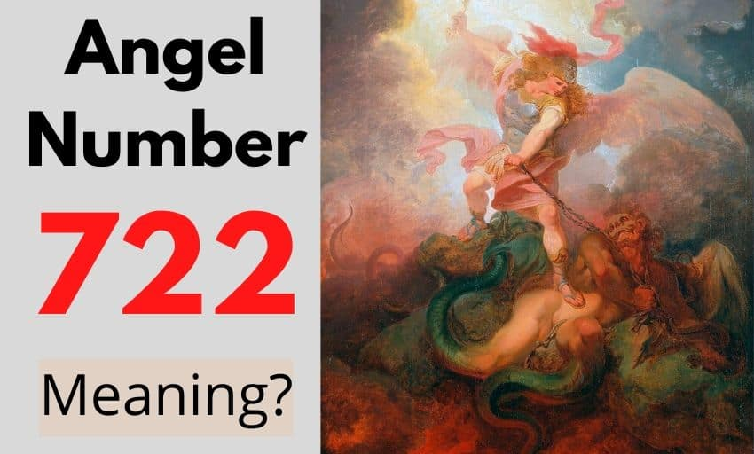 Angel Number 722 meaning