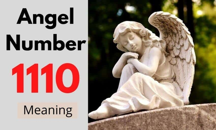 Angel Number 1110 meaning
