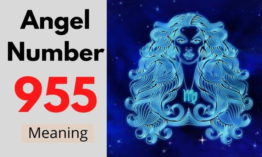 Angel Number 955 meaning