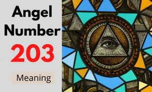 Angel Number 203 meaning