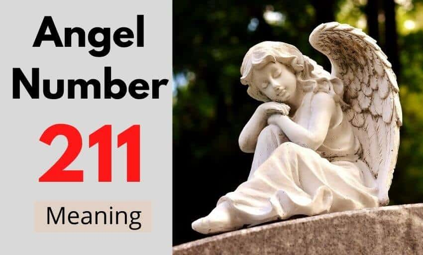 Angel Number 211 meaning