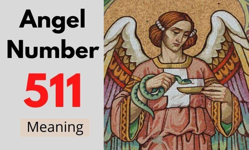 Angel Number 511 meaning