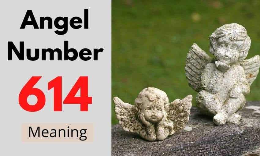 Angel Number 614 meaning (1)