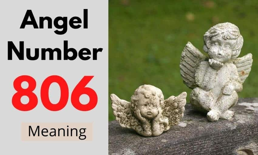 Angel Number 806 meaning