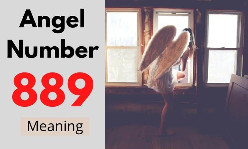 Angel Number 889 meaning
