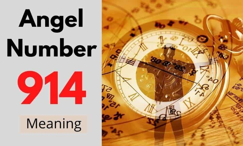 Angel Number 914 meaning