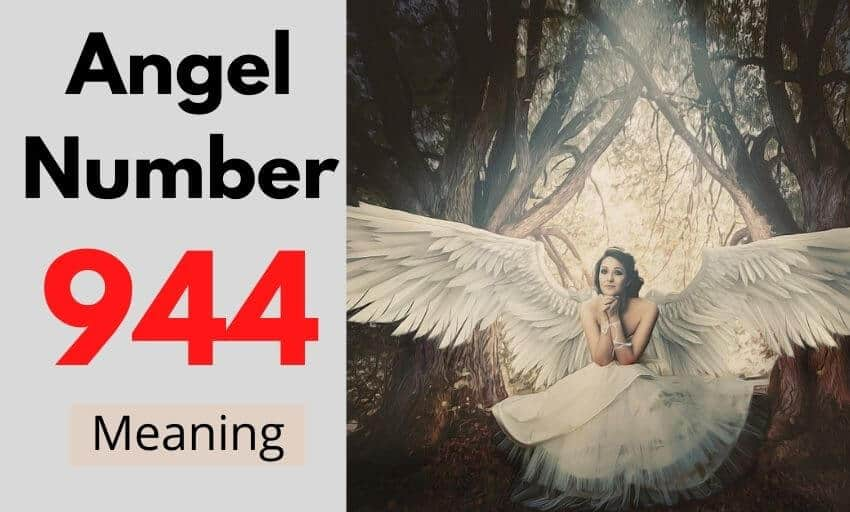 Angel Number 944 meaning