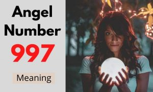 Angel Number 997 meaning