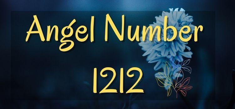 Angel Number 1212